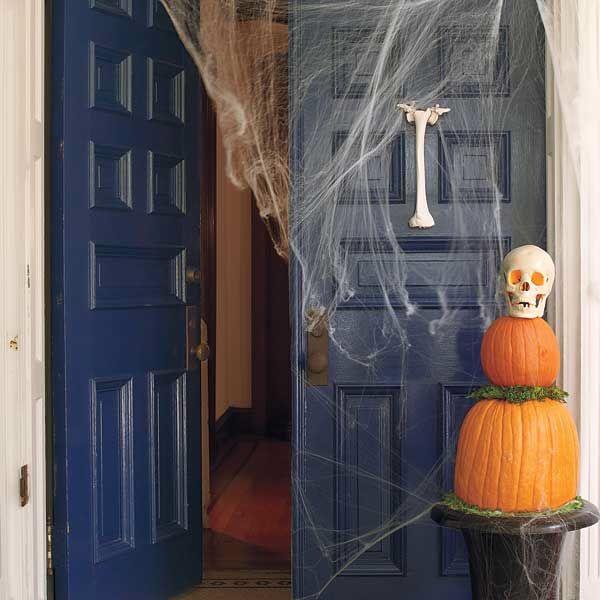Outdoor Halloween Decorations The Dunn Team